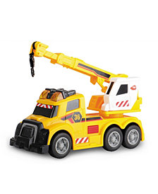 Dickie Toys - Mini Action Mobile Crane Vehicle