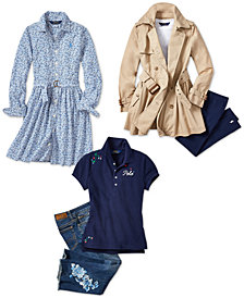 Polo Ralph Lauren Big Girls Floral Collection