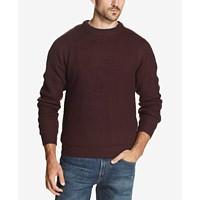 Weatherproof Vintage Men's Textured Sweater