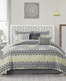 Celia 7 Pc King Comforter Set
