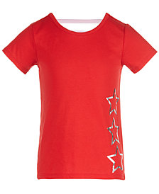 Ideology Big Girls Star-Print T-Shirt, Created for Macy's