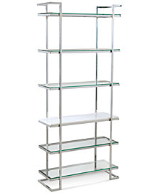 Nico Glass Etagere