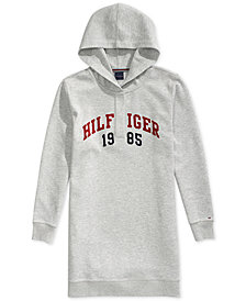Tommy Hilfiger Adaptive Women's Signature Hoodie with Magnetic Closures