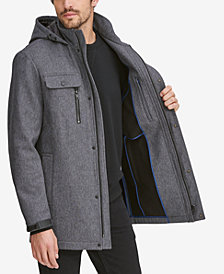 Marc New York Men's Doyle Hooded Jacket