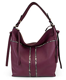T Tahari Skyler Bucket Bag
