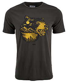 Levi's® Men's Bear Graphic T-Shirt
