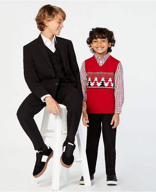 ad443f3872 Calvin Klein and TWF Boys Holiday Dress Separates   Reviews - Sets ...