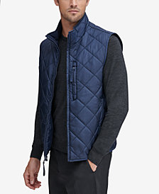 Marc New York Men's Chester Quilted Vest