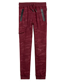 Ring of Fire Big Boys Waki Camo Joggers, Created for Macy's