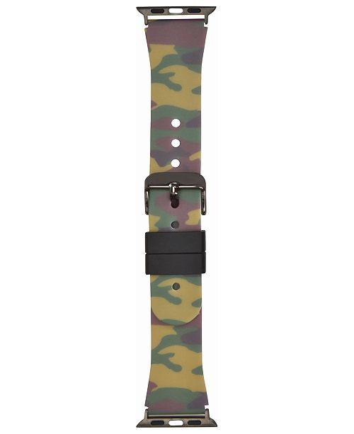 687a4b13317 ... Created for Macy s  INC International Concepts I.N.C. Women s  Camouflage Silicone Apple Watch reg  Strap