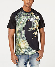Hudson NYC Men's Jackpot Graphic T-Shirt