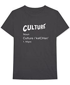 Migos Culture Definition Men's Graphic T-Shirt