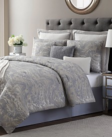 CLOSEOUT! VCNY Home Cosmo 10-Pc. California King Comforter Set