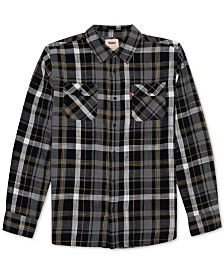 Levi's® Men's Turin Plaid Shirt