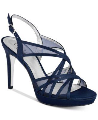 50d6b82dc16 Adrianna Papell Adri Platform Strappy Sandals   Reviews - Sandals   Flip  Flops - Shoes - Macy s