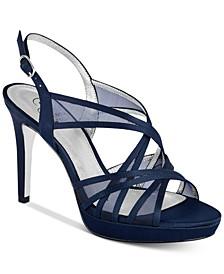 Adri Platform Strappy Sandals