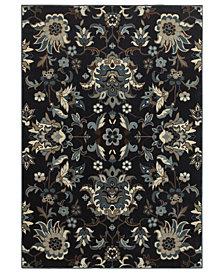 """Oriental Weavers Linden 7811   6'7"""" x 9'6"""" Area Rug"""