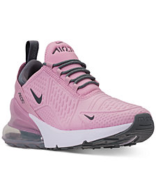 Nike Girls' Air Max 270 SE Casual Sneakers from Finish Line