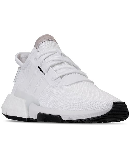 huge selection of 78673 5d168 ... adidas Men s Originals POD-S3.1 Casual Sneakers from Finish ...