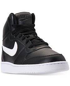 Nike Women's Ebernon Mid Casual Sneakers from Finish Line