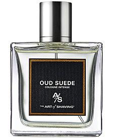 The Art of Shaving Men's Oud Suede Cologne, 1-oz.