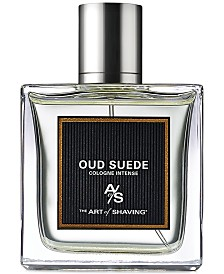 The Art of Shaving Men's Oud Suede Cologne, 1-oz.