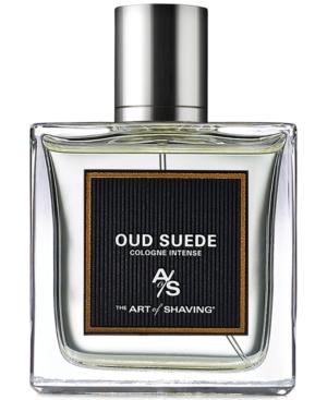 Men's Oud Suede Cologne