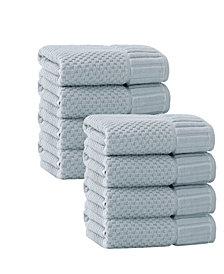 Enchante Home Timaru 8-Pc. Hand Towels Turkish Cotton Towel Set