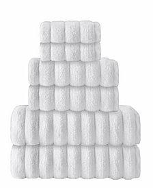 Enchante Home Vague 6-Pc. Turkish Cotton Towel Set