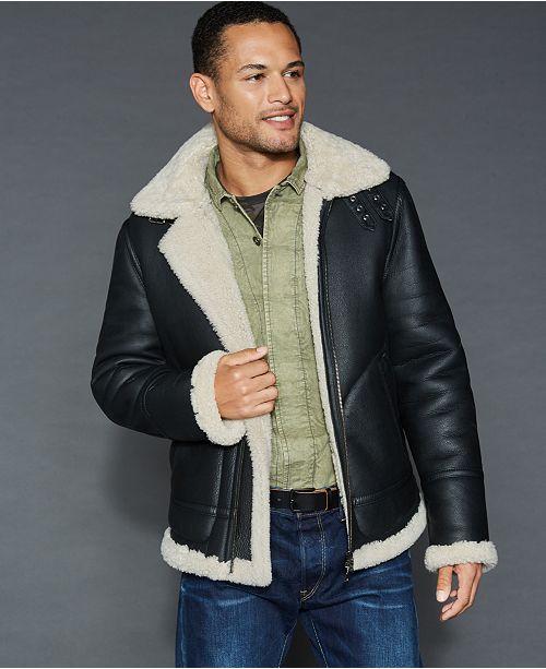 779a37288b5 The Fur Vault Shearling Lamb Jacket   Reviews - The Fur Vault ...