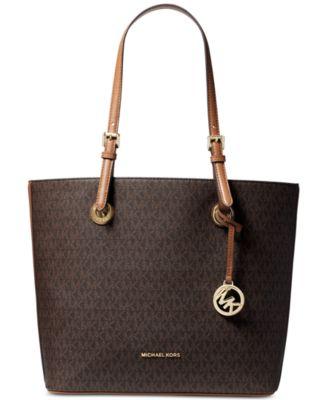michael kors jet set item tote handbags accessories macy s rh macys com