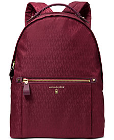 MICHAEL Michael Kors Nylon Kelsey Signature Backpack