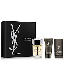 Yves Saint Laurent Men's 3-Pc. L'Homme Holiday Gift Set, A $121 Value