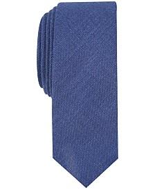 Penguin Men's Gretin Solid Skinny Tie
