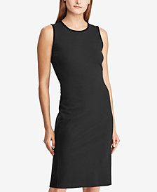 Lauren Ralph Lauren Sleeveless Ponté-Knit Dress