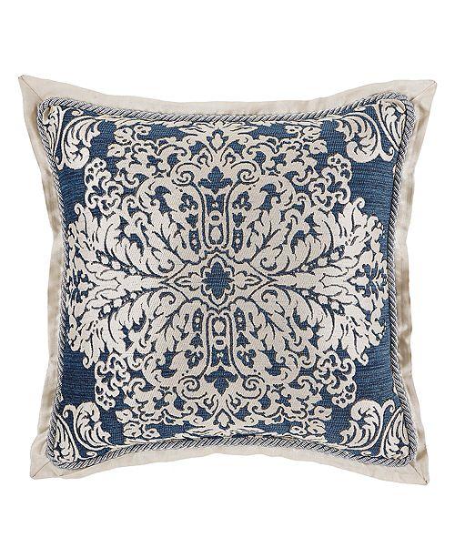 """Croscill Madrena 18"""" Square Decorative Pillow"""