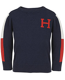 Tommy Hilfiger Baby Boys Cotton Knit Sweater