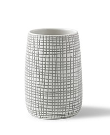 Cestino Embossed Porcelain Tumbler