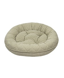 CLOSEOUT! Arlee Donut Lounger and Cuddler Style Pet Bed, Large