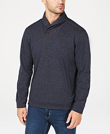 Tommy Bahama Men's Sandbar Shawl-Collar Pullover Knit