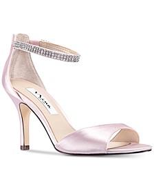 Volanda Evening Dress Sandals