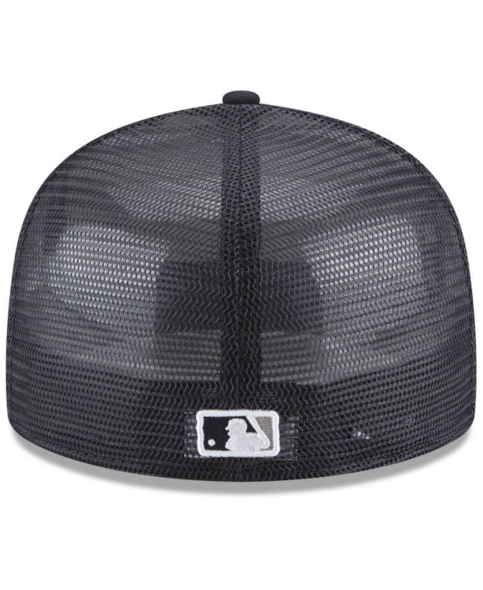 New Era New York Yankees On-Field Mesh Back 59FIFTY Fitted Cap & Reviews - Sports Fan Shop By Lids - Men - Macy's