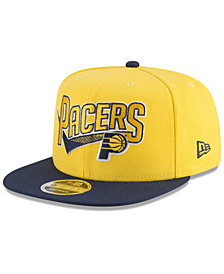 New Era Indiana Pacers Retro Tail 9FIFTY Snapback Cap