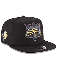 New Era Indiana Pacers Retro Showtime 9FIFTY Snapback Cap