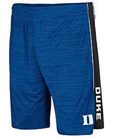 Colosseum Men's Duke Blue Devils The Grounder Shorts