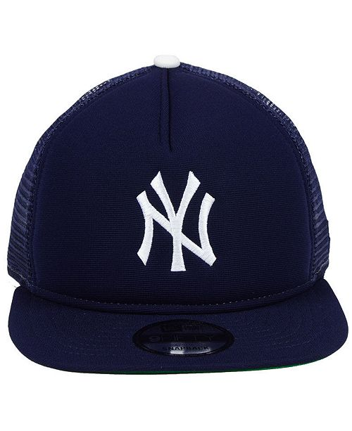 0c02ad01 ... blue for men t90s4501 cef20 4eb02; wholesale new era new york yankees  classic trucker 9fifty snapback cap sports fan shop by lids