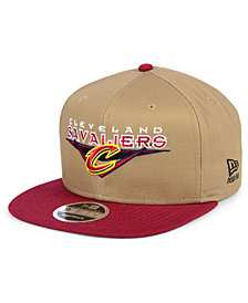 New Era Cleveland Cavaliers Jack Knife 9FIFTY Snapback Cap
