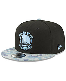 New Era Golden State Warriors Draymond Collection 9FIFTY Strapback Cap