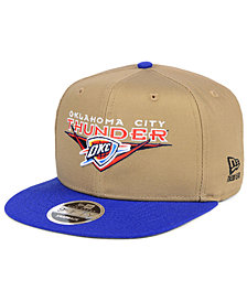 New Era Oklahoma City Thunder Jack Knife 9FIFTY Snapback Cap