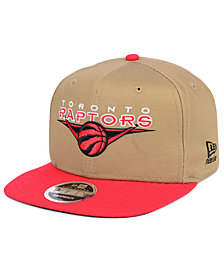 New Era Toronto Raptors Jack Knife 9FIFTY Snapback Cap
